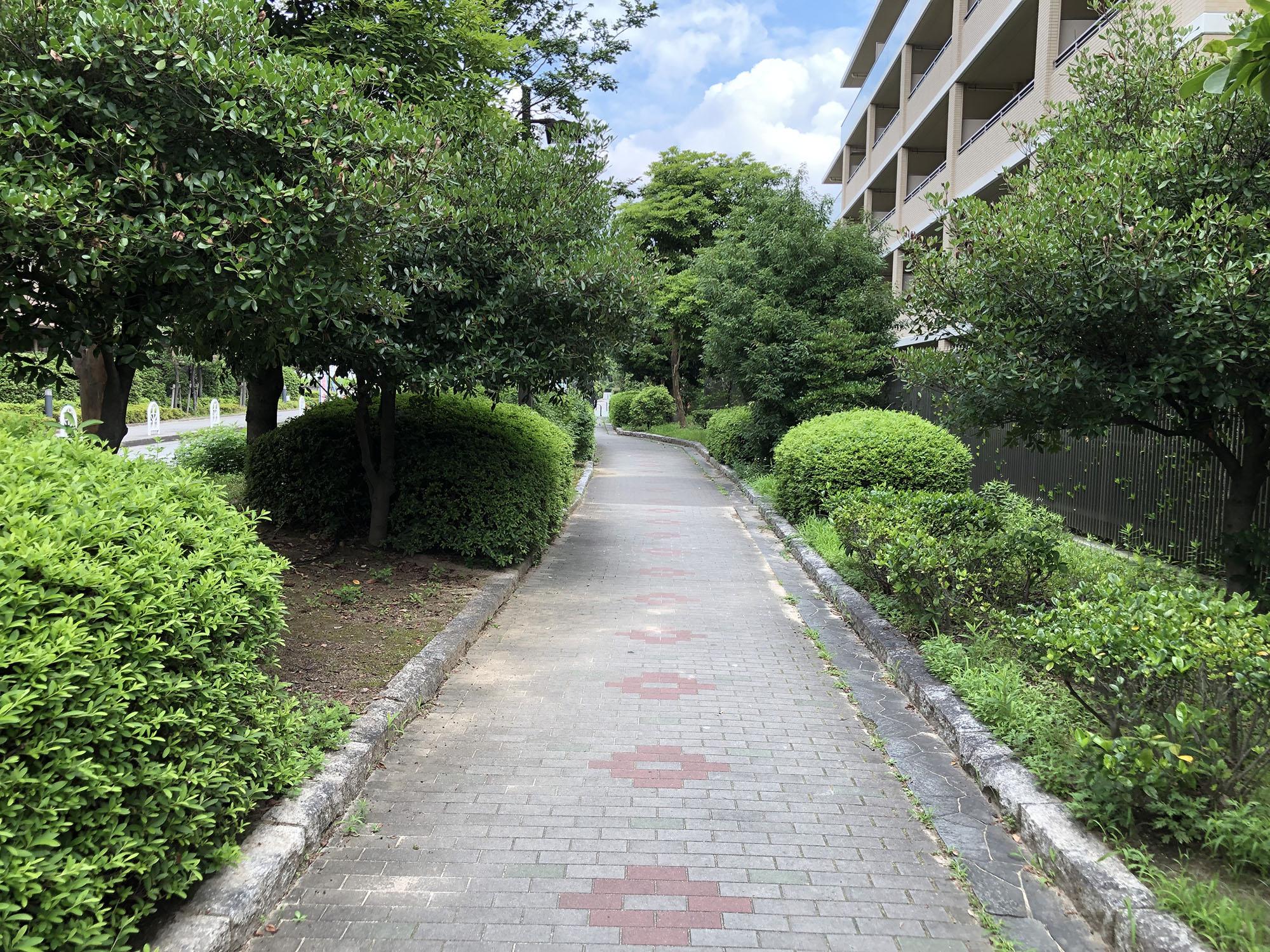 江尻川緑道