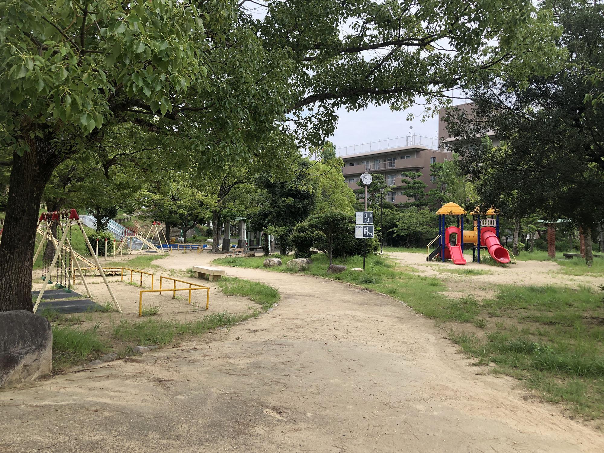 朝日ヶ丘公園