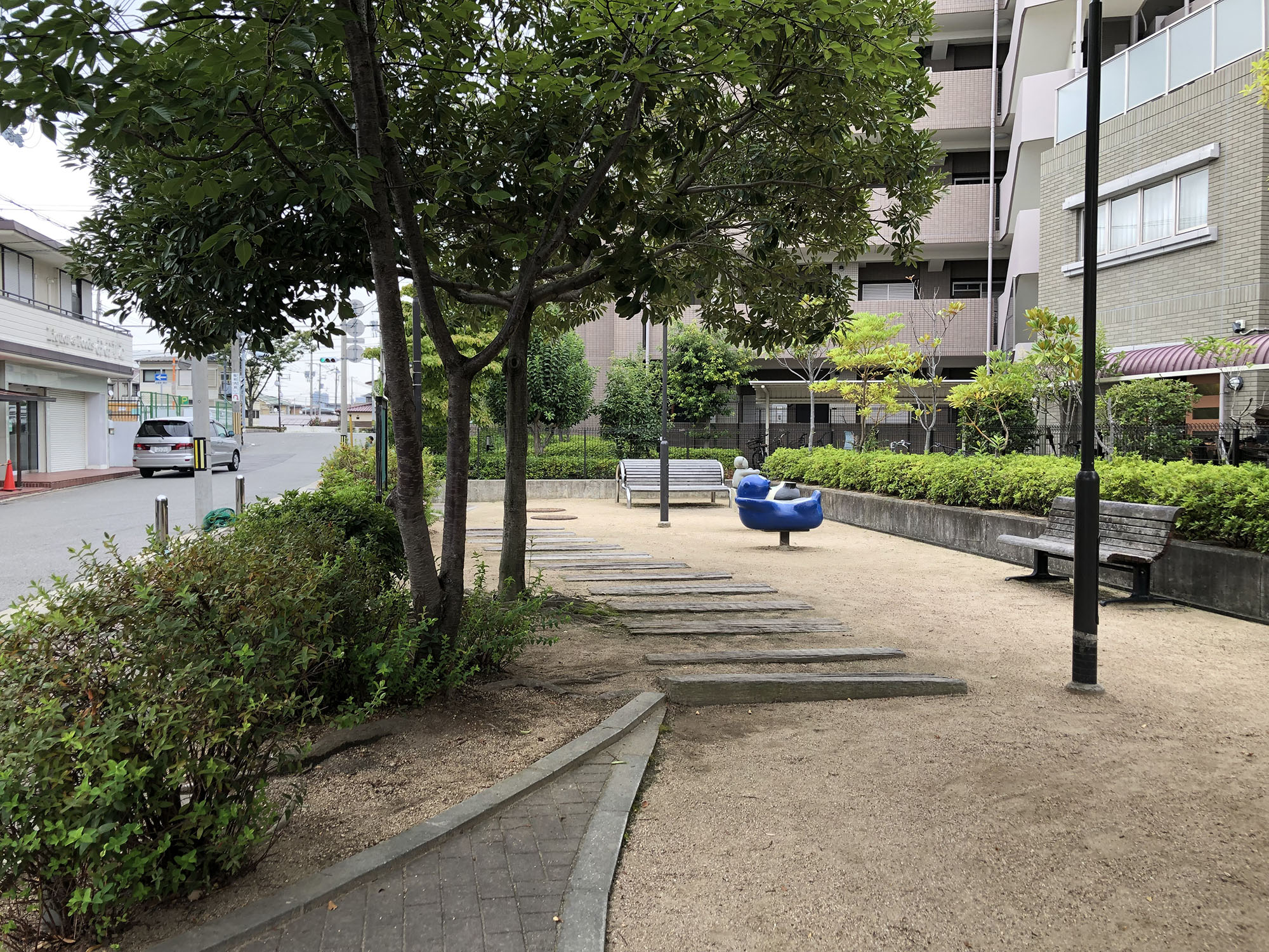 呉川第3児童遊園