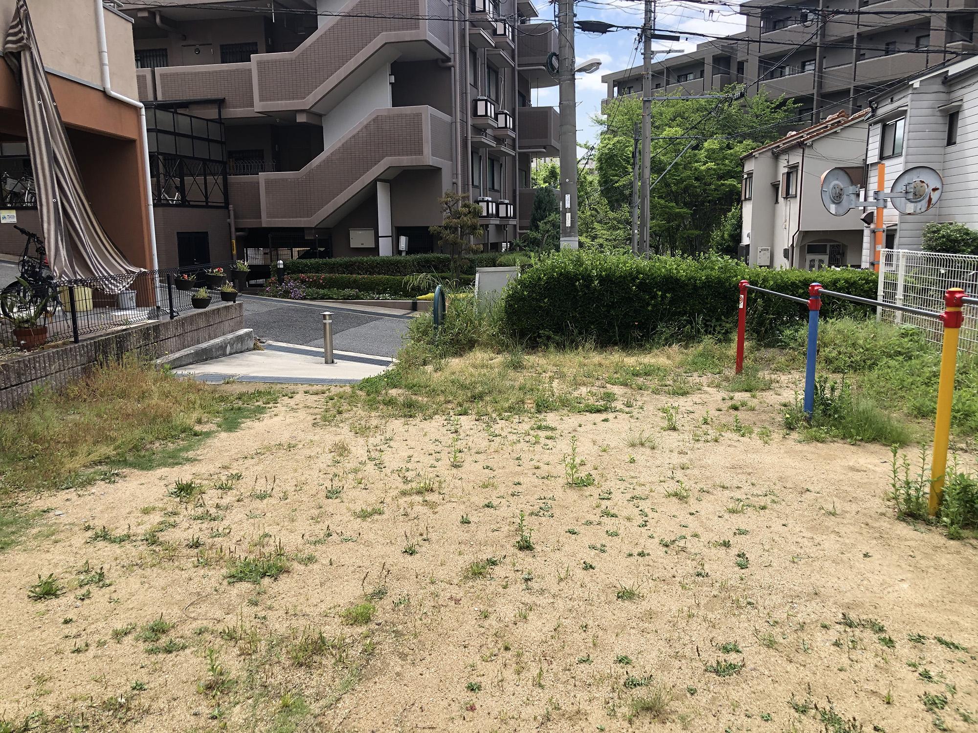 朝日ヶ丘第1児童遊園