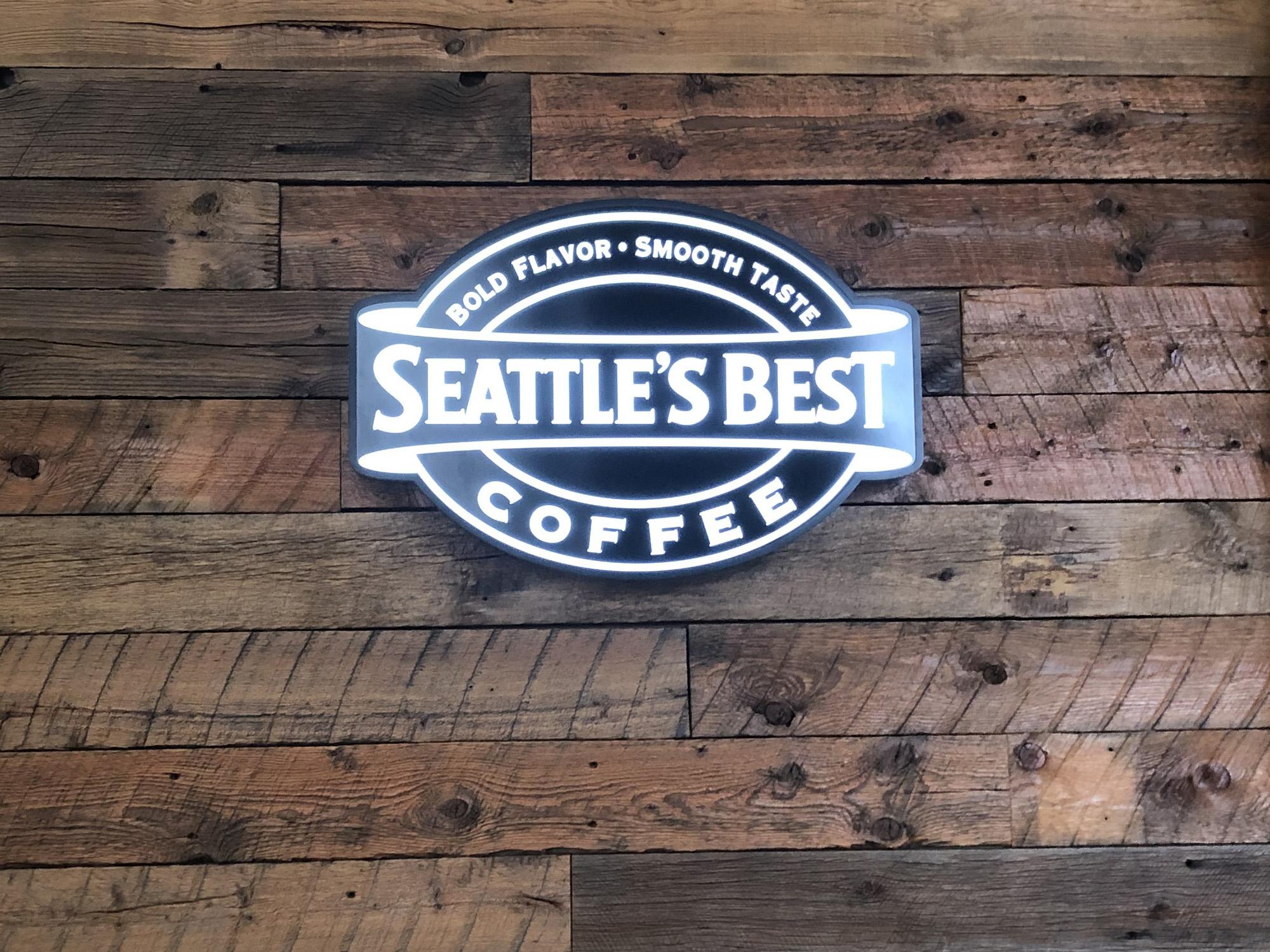シアトルベストコーヒー芦屋店