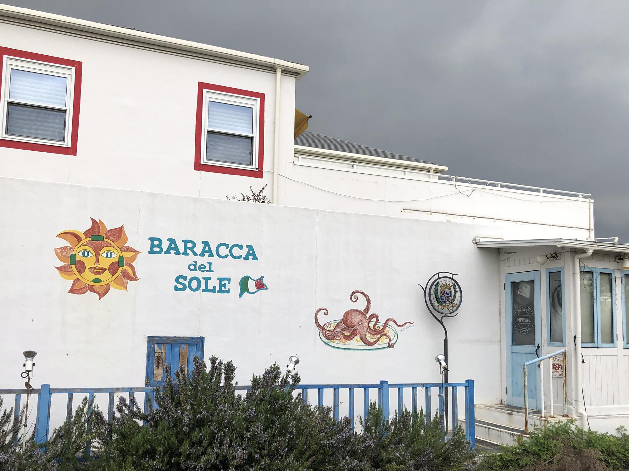 【9月28日復活】Baracca Del Sole